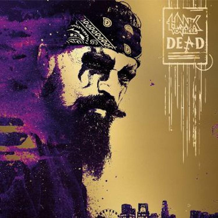 Hank von Hell - Dead (LP)