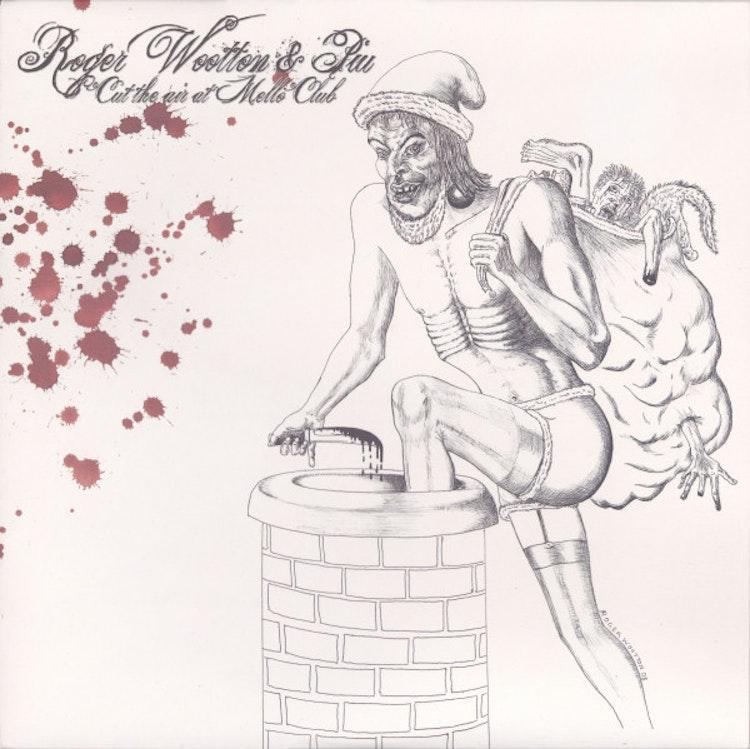 Roger Wootton & Piu - Cut the Air at Mello Club (LP Multicolour)