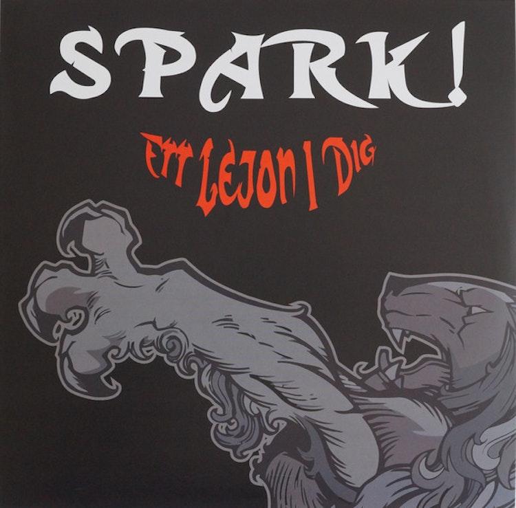 SPARK! - Ett Lejon I Dig (LP)