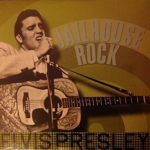 Elvis Presley - Jailhouse Rock (LP Comp)