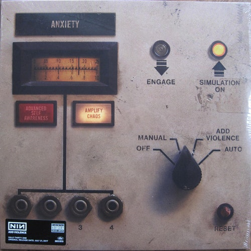 "Nine Inch Nails - Add Violence (12"" EP)"