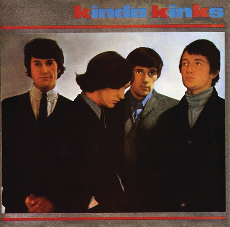 The Kinks - Kinda Kinks (LP)