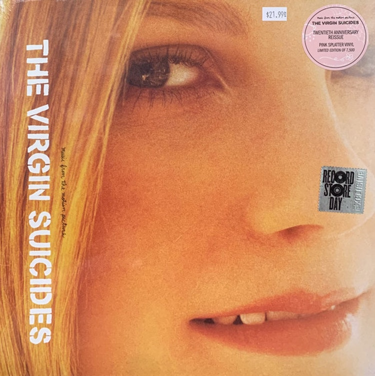 The Virgin Suicides - Music from the motion picture (LP RSD 2020)