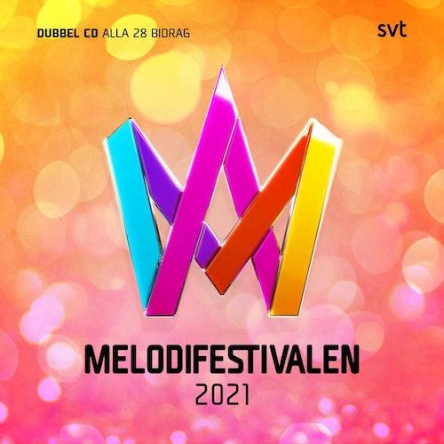 Melodifestivalen 2021 (2CD)