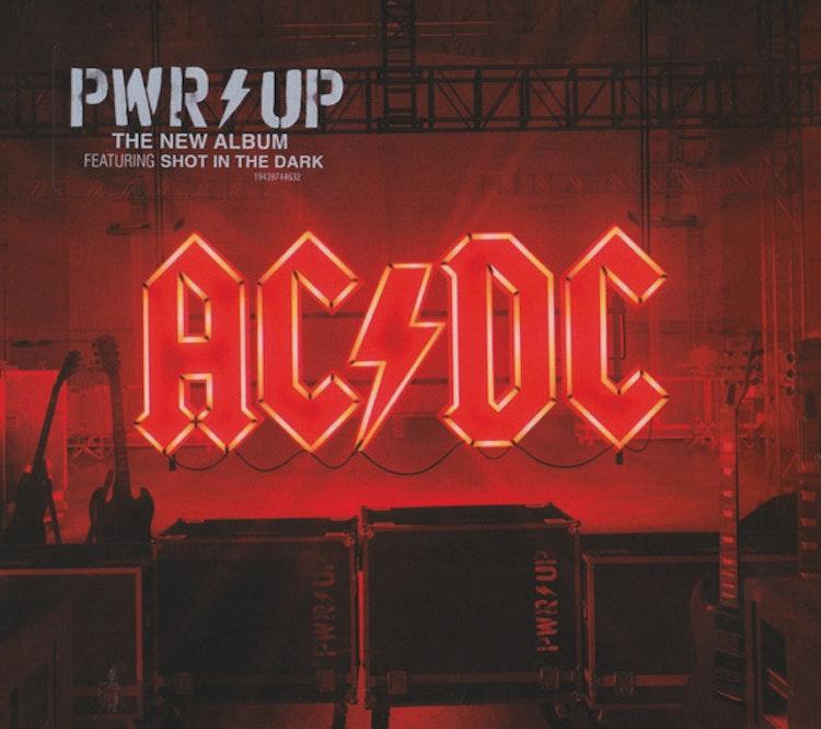 AC/CD - Power Up (CD)