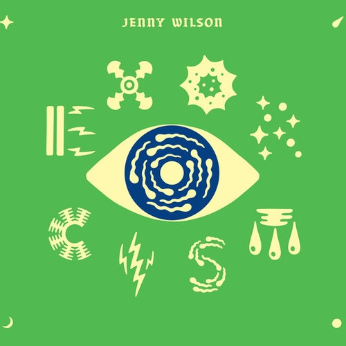 Jenny Wilson - Exorcism (CD)
