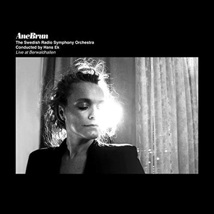 Ane Brun - Live at Berwaldhallen (CD)