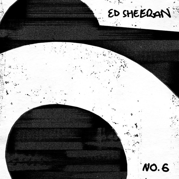 Ed Sheeran - No. 6 (CD)
