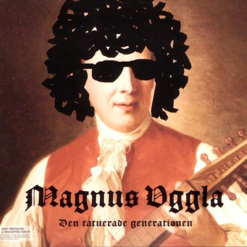 Magnus Uggla - Den Tatuerade Generationen (CD)