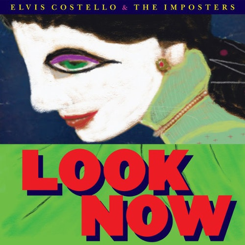 Elvis Costello  The Imposters - Look Now (CD)