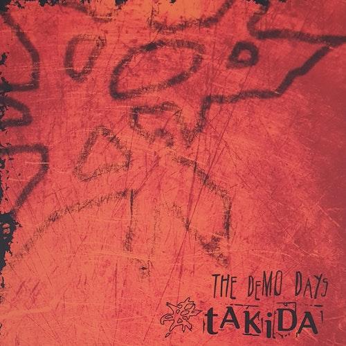 Takida - The Demo Days (CD Digipak Booklet)