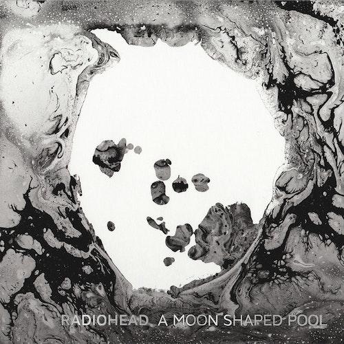 Radiohead - A Moon Shaped Pool (CD)