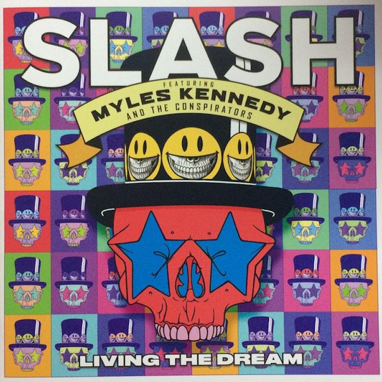 Slash feat. Myles Kennedy & The Conspirators - Living the Dream (CD)