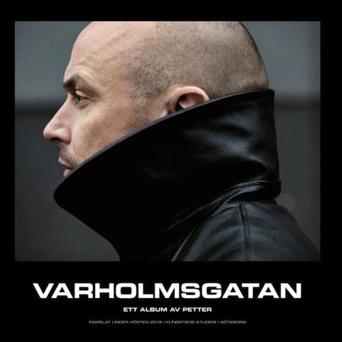 Petter - Varholmsgatan (CD)