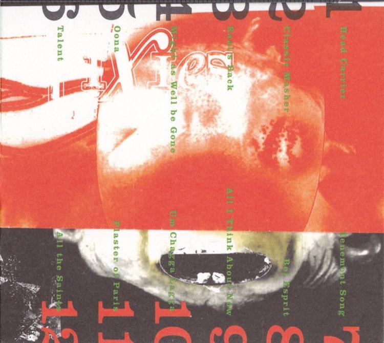 Pixies - Head Carrier (CD)