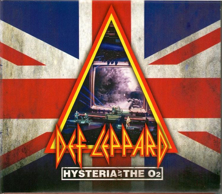 Def Leppard - Hysteria at the O2 (2CD+Blu-ray)