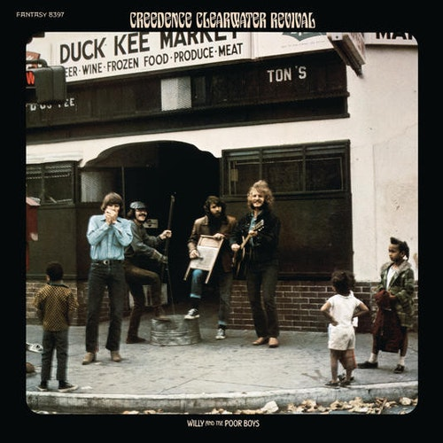 Creedence Clearwater Revival - Willy and the Poor Boys 40th Anni Ed. (CD)