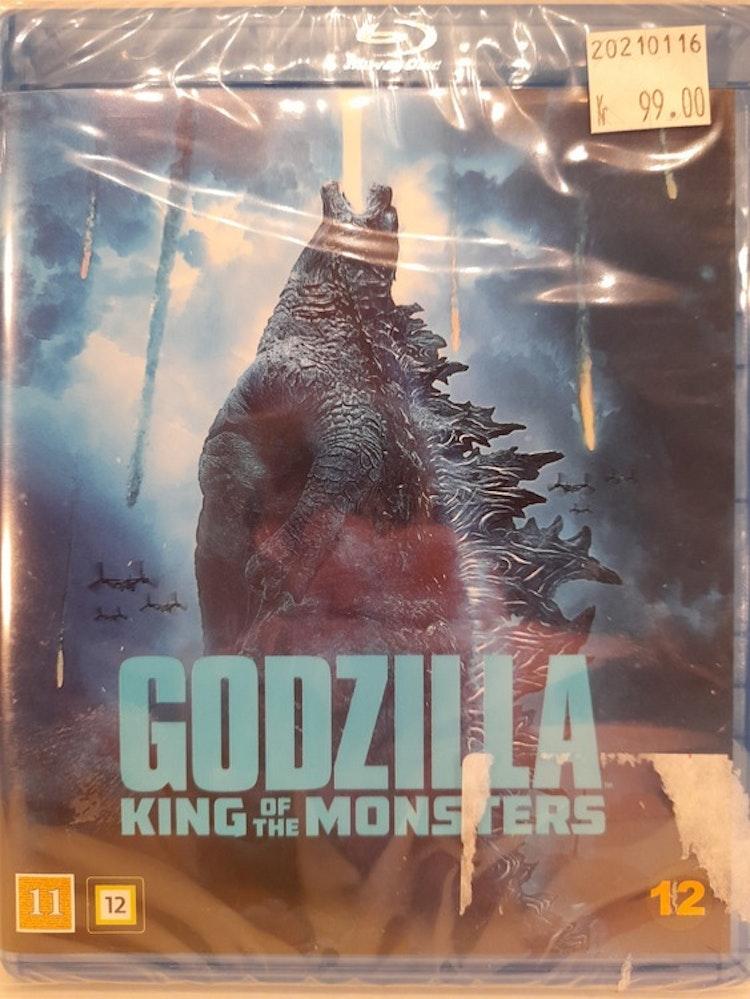 Godzilla: King of the Monsters (Blu-ray)