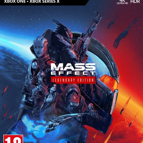 Mass Effect: Legendary Edition (XO, XSX)