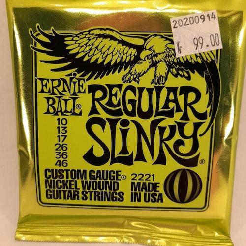 Ernie Ball - Regular Slinky (2221)
