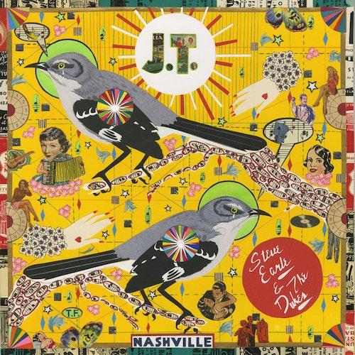Steve Earle & The Dukes - J.T. (CD Digipak)