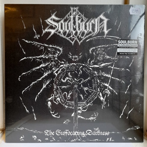 Soulburn - The Suffocating Darkness (LP)
