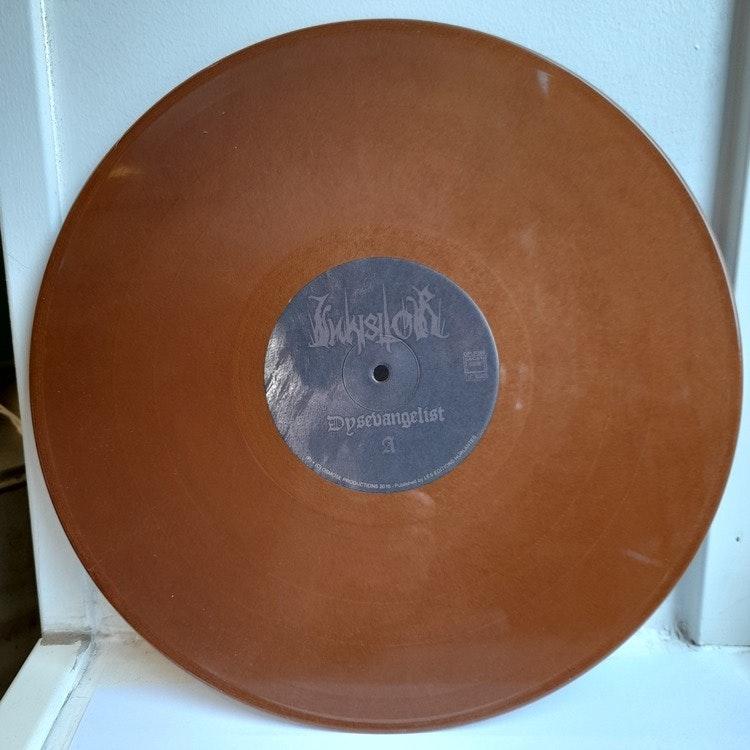 Inkisitor - Dysevangelist (Beg. LP Ltd. Maroon)