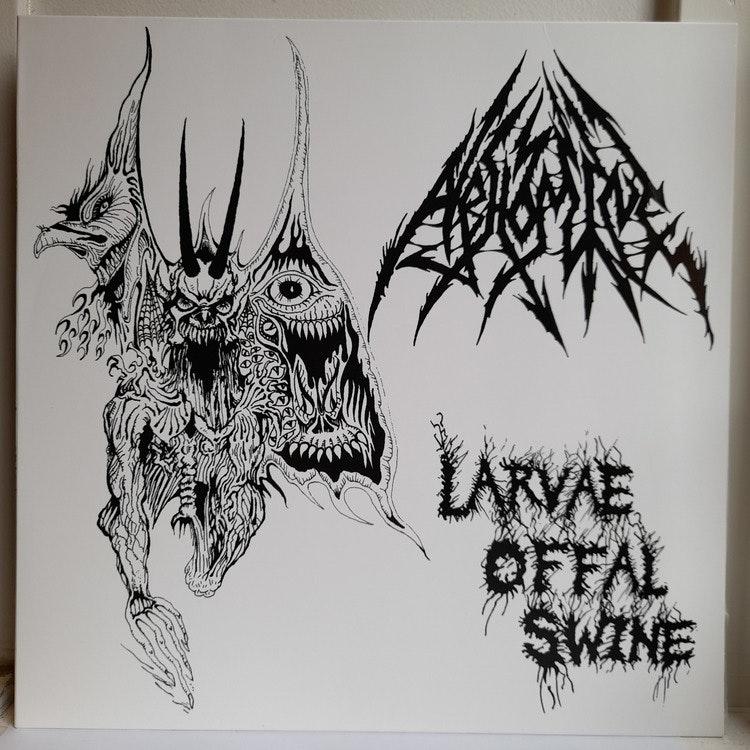 Abhomine - Larvae Offal Swine (Beg. LP Ltd. White)