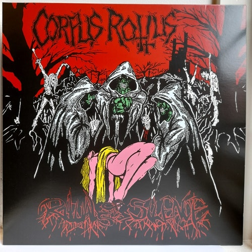 Corpus Rottus - Rituals Of Silence (Beg. LP)
