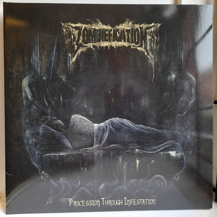 Zombiefication - Procession Through Infestation (Beg. LP Ltd. Clear)