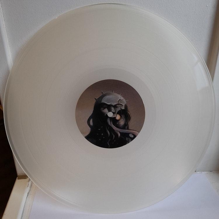 Binah - Phobiate (Beg. LP Ltd. Clear)