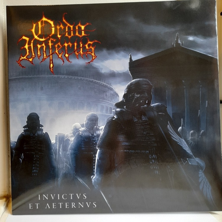 Ordo Inferus - Invictus Et Aeternus (Beg. LP Ltd.)