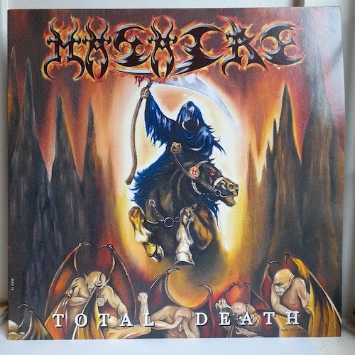 Masacre - Total Death (Beg. LP)