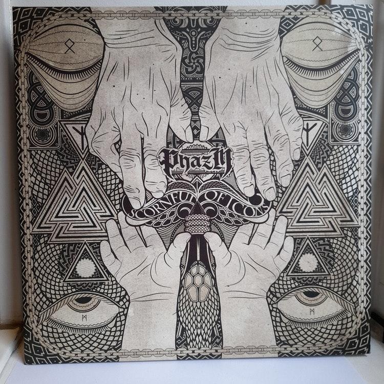 Phazm - Scornful Of Icons (Beg. LP Ltd. Bone White)
