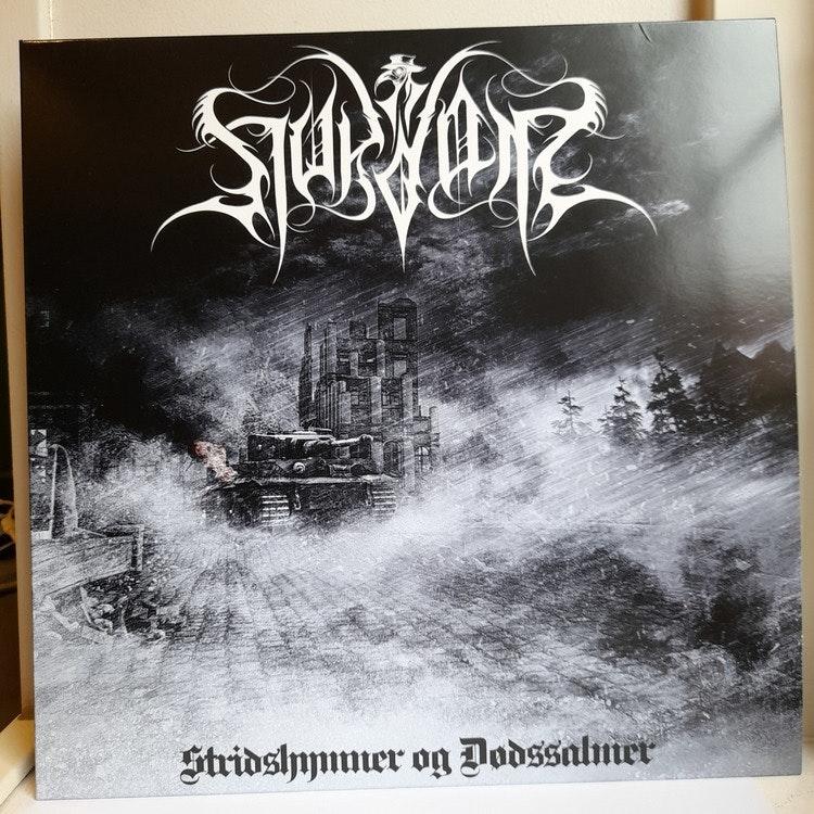 Sjukdom – Stridshymner Og Dodssalmer (Beg. LP)