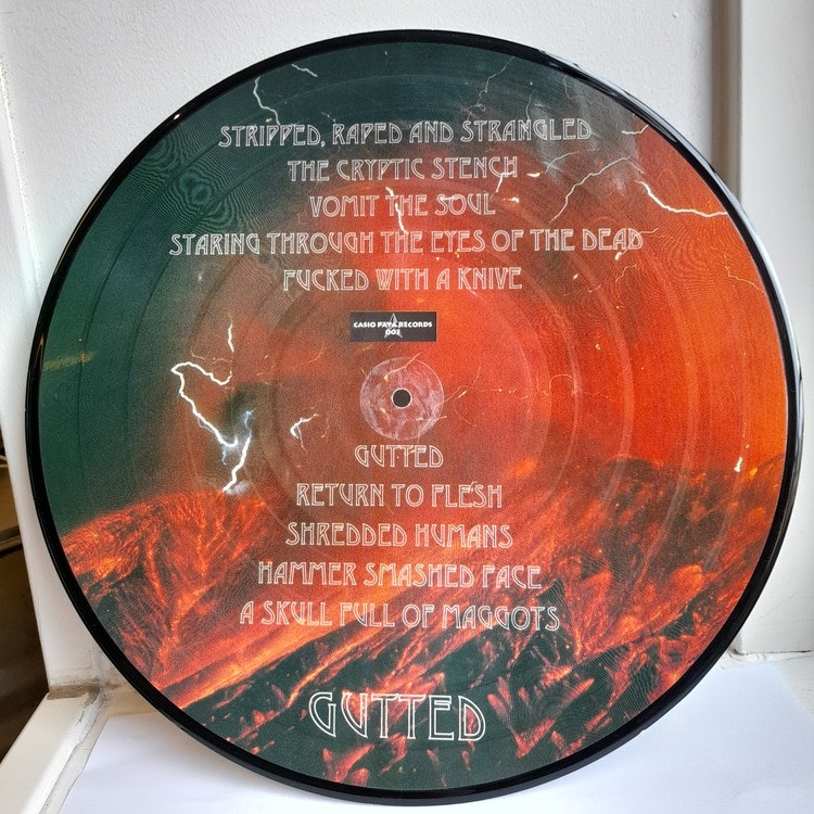 Cannibal Corpse - Gutted (Beg. LP Picture Disc)