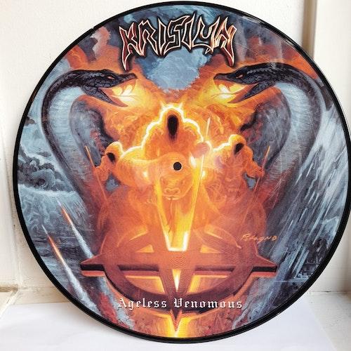 Krisiun - Ageless Venomous (Beg. LP Picture Disc)