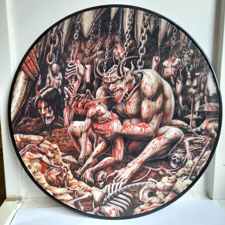 Severe Torture - Feasting On Blood (Beg. LP Picture Disc)