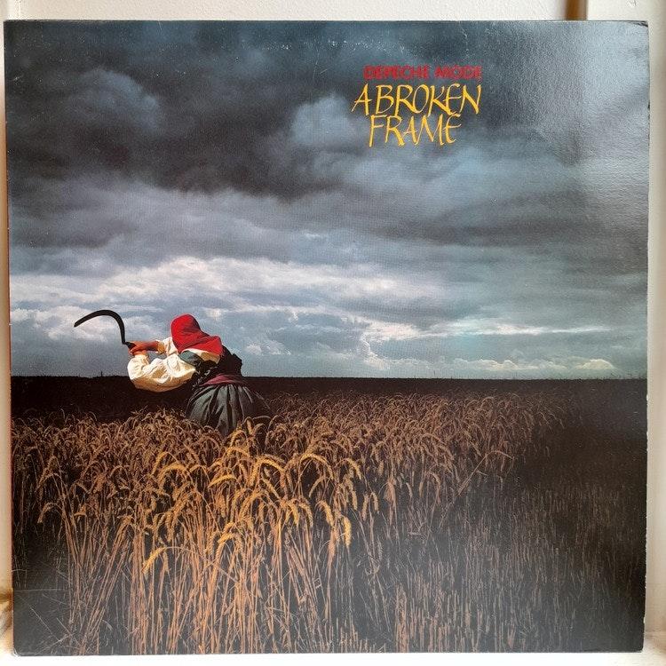 Depeche Mode - A Broken Frame (Beg. LP)