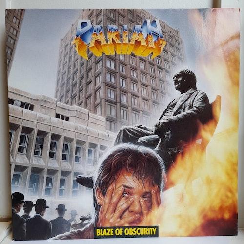 Pariah - Blaze Of Obscurity (Beg. LP)