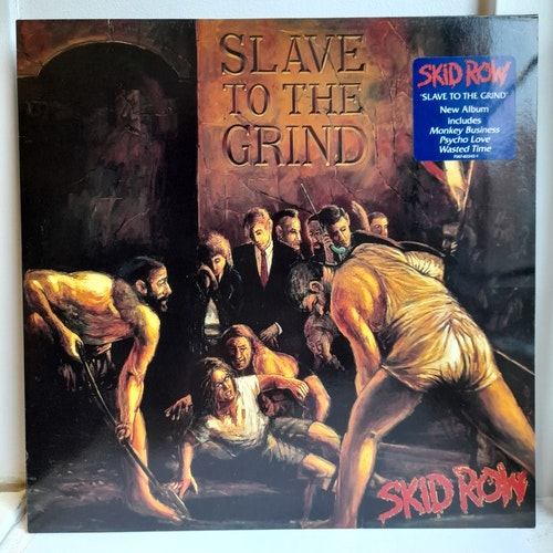 Skid Row - Slave To The Grind (Beg. LP)