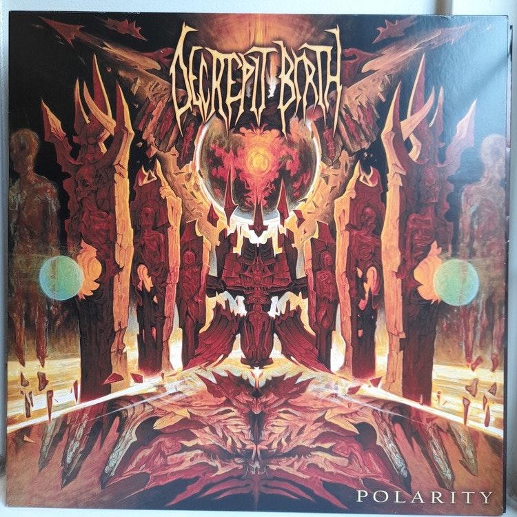 Decrepit Birth – Polarity (Beg. LP)