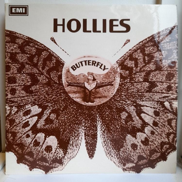 The Hollies – Butterfly (Beg. LP)