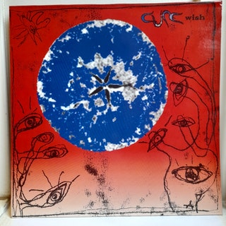 The Cure – Wish (Beg. LP)