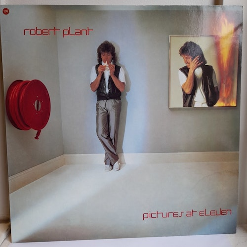 Robert Plant - Pictures At Eleven (Beg. LP)