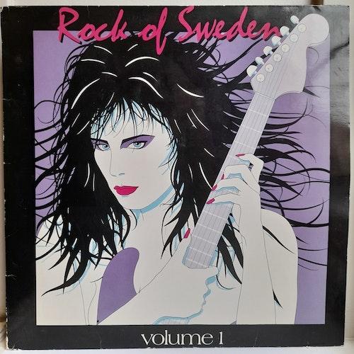 Rock of Sweden Volume 1 (Beg. LP Comp)