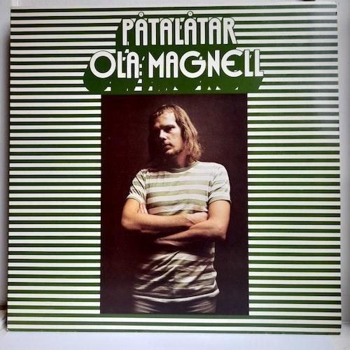 Ola Magnell – Påtalåtar (Beg. LP)