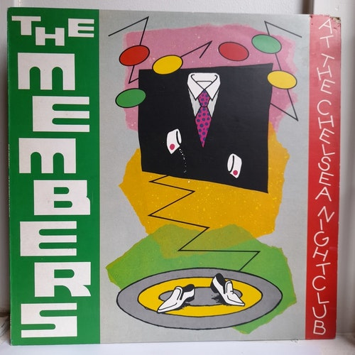 The Members – At The Chelsea Nightclub (Beg. LP)
