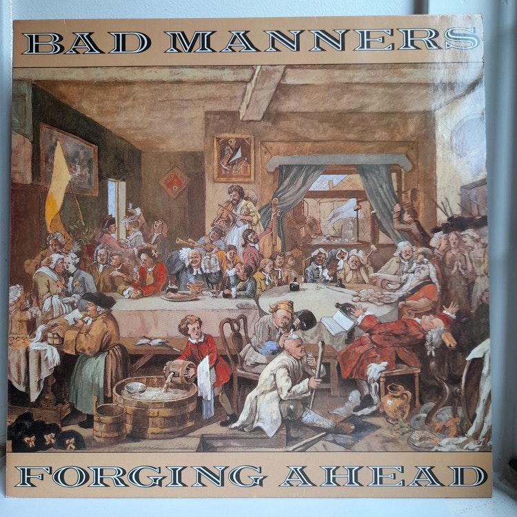 Bad Manners – Forging Ahead (Beg. LP)