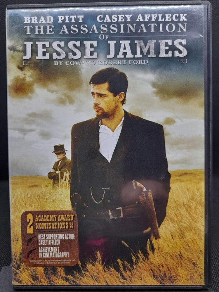 The Assassination of Jesse James by the Coward Robert Ford  (Beg. DVD)